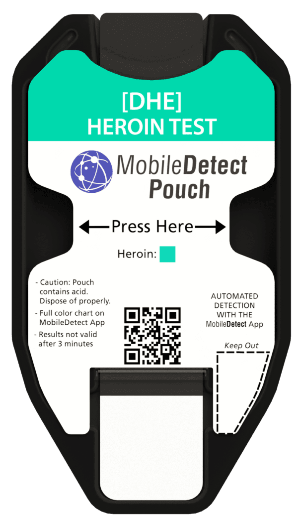 MobileDetect pouch close-up icon