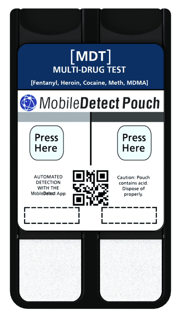 MobileDetect pouch for multi-drug test icon